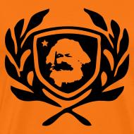 Motiv ~ Marx - T-shirt - Herr