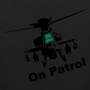 On Patrol - Männer Premium Tank Top