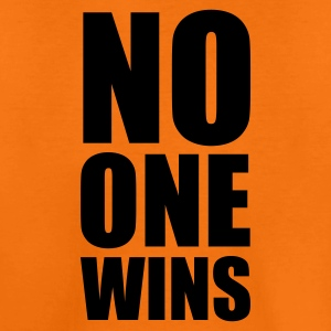 :: no one wins :-: - Premium-T-shirt tonåring