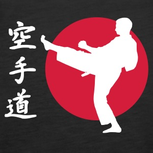 Karate   - Frauen Premium Tank Top