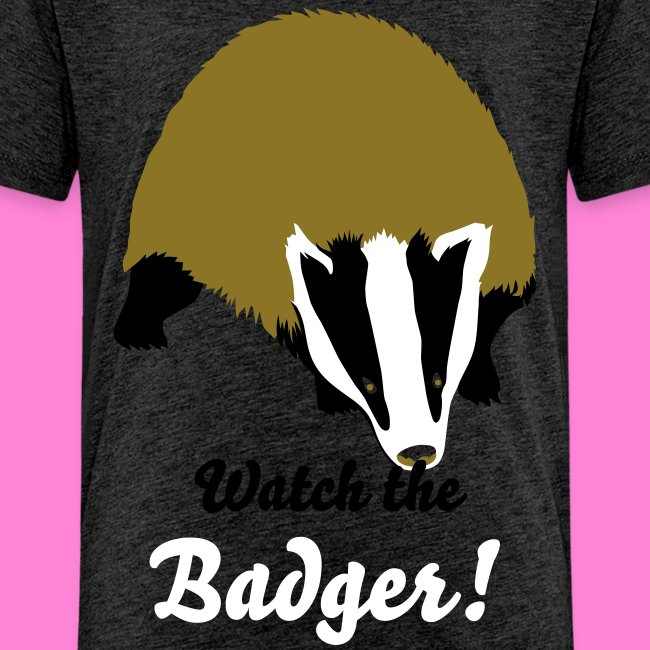 Watch the Badger! (kids)