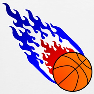 France Basket-ball Fireball - Débardeur Premium Homme