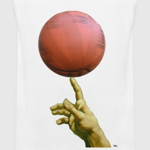 Hand of God T-shirts - Mannen Premium tank top