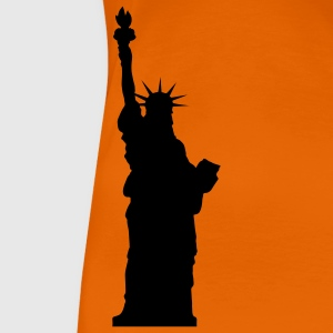 Statue of Liberty T-Shirts - Women's Premium T-Shirt