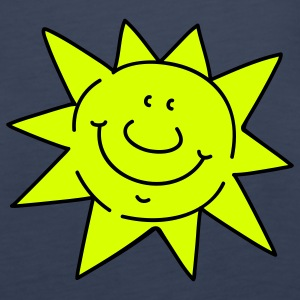 Cute little sun Tops - Women's Premium Tank Top