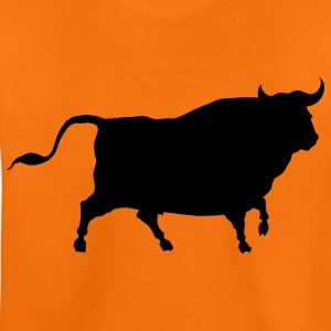 bull bullfighting animal Kids' Shirts - Teenage Premium T-Shirt