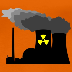 Nuclear Power - Frauen Premium T-Shirt