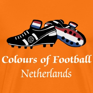 Netherlands football world soccer t-shirts - Men's Premium T-Shirt