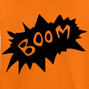 cartoon boom Kinder shirts - Teenager Premium T-shirt