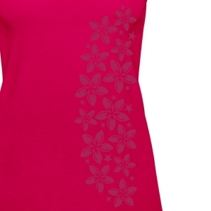 exotic_flower_02 Tops - Frauen Premium Tank Top