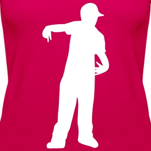 Rapper Tops - Frauen Premium Tank Top