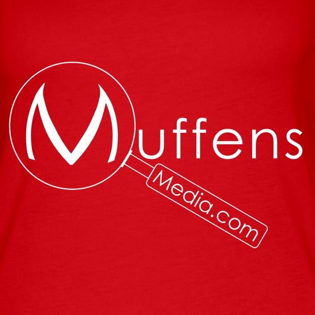 Muffens Media singlet: Red