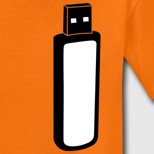 USB-Stick Kids' Shirts - Teenage Premium T-Shirt