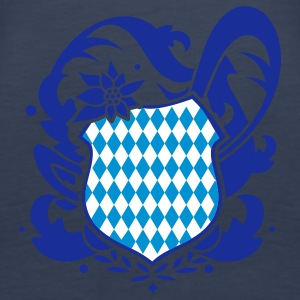 A Bavarian emblem Tops - Women's Premium Tank Top