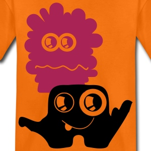 Monster Fleck Kinder T-Shirts - Teenager Premium T-Shirt