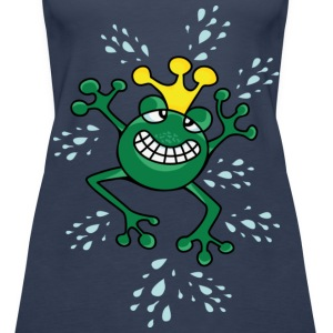 Prince Froggy Tops - Women's Premium Tank Top