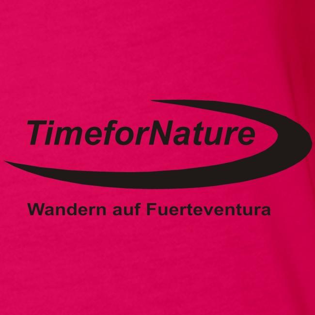 TimeforNature-Damen-Top mit Logo