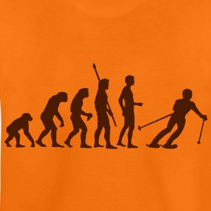 evolution_ski Tee shirts Enfants - T-shirt Premium Ado