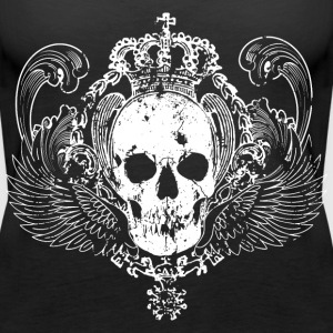 skulls king Tops - Frauen Premium Tank Top