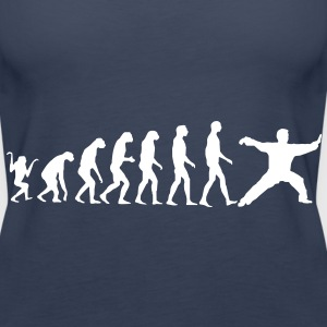 Tai Chi Evolution - Frauen Premium Tank Top