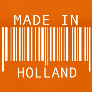 Made in Holland T-shirts - Vrouwen Premium T-shirt