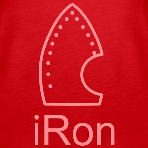 iRon - Frauen Premium Tank Top