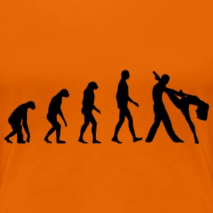 Evolution Dance Tee shirts - T-shirt Premium Femme
