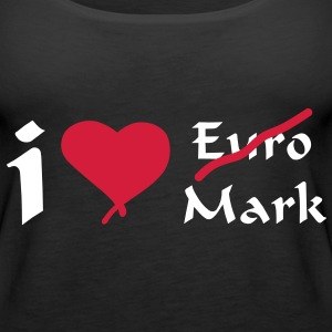 i love mark - früher: euro Tops - Frauen Premium Tank Top