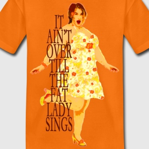 FAT LADY | Teenager Shirt - Teenager Premium T-Shirt