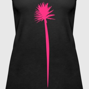 Palme Tops - Frauen Premium Tank Top