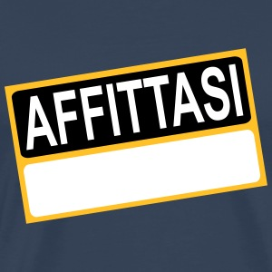 Affittasi - Men's Premium T-Shirt