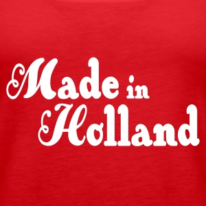 Made in Holland Topper - Premium singlet for kvinner
