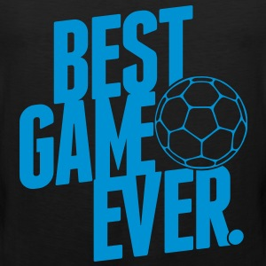 handball - best game ever T-Shirts - Men's Premium Tank Top