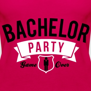 bachelor party Tops - Women's Premium Tank Top