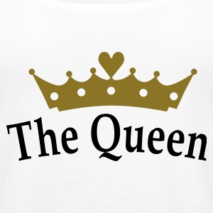 The Queen Tops - Vrouwen Premium tank top