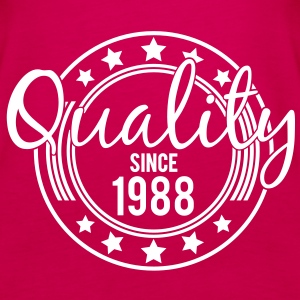 Birthday - Quality since 1988 Tops - Vrouwen Premium tank top
