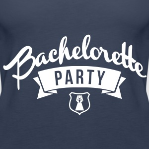 bachelorette party Tops - Women's Premium Tank Top