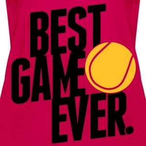 tennis - best game ever Tops - Women's Premium Tank Top