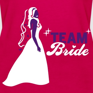 Team Bride - Top Tops - Women's Premium Tank Top