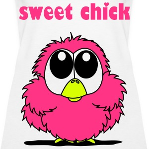 Sweet Chick - Frauen Premium Tank Top