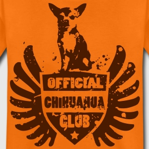 OFFICIAL CHIHUAHUA CLUB Kinder T-Shirts - Teenager Premium T-Shirt