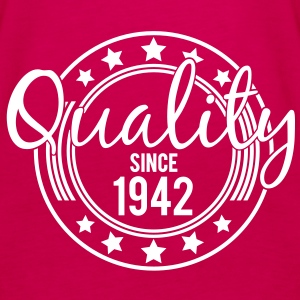 Birthday - Quality since 1942 (de) Tops - Frauen Premium Tank Top