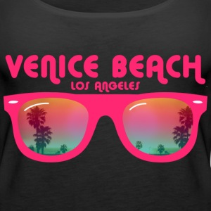 Venice Beach Los Angeles - Sonnenbrille Tops - Frauen Premium Tank Top