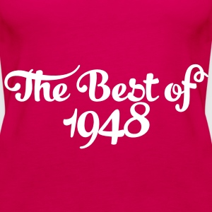 Geburtstag - Birthday - the best of 1948 (it) Top - Canotta premium da donna