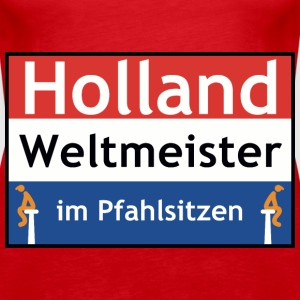 Holland Tops - Frauen Premium Tank Top