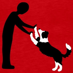 Dog Dancing 3-4 Top - Canotta premium da donna
