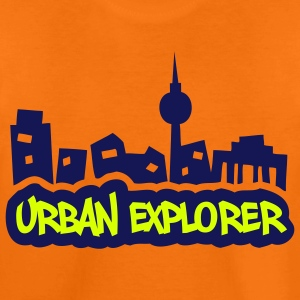 Urban Explorer - 2colors - 2011 T-shirts - Premium-T-shirt barn