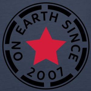 on earth since 2007 (no) Topper - Premium singlet for kvinner