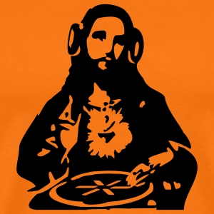 Dj Jesus - Men's Premium T-Shirt