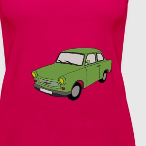 Trabbi - Frauen Premium Tank Top